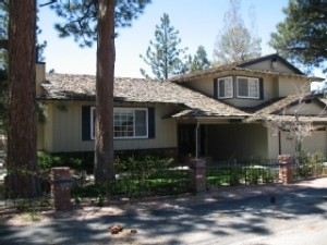 Luxury Big Bear Lake View Home
